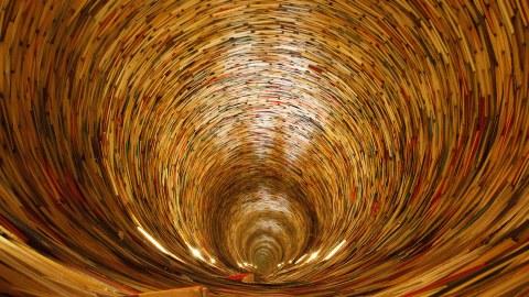 Bücherstrudel