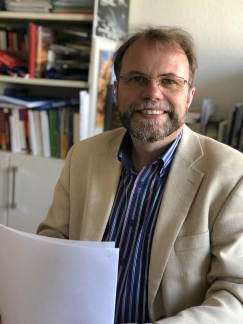 Foto von Prof. Dr. Holger Kuße