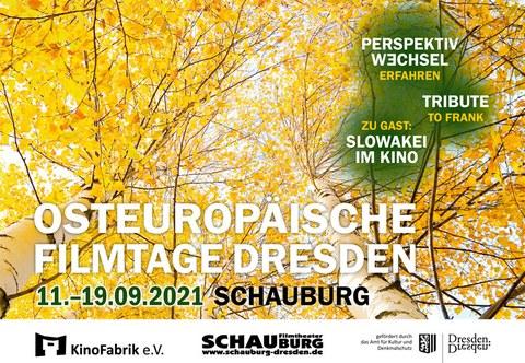 Osteuropäische Filmtage Dresden 2021