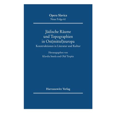 Jüdische Räume und Topographien