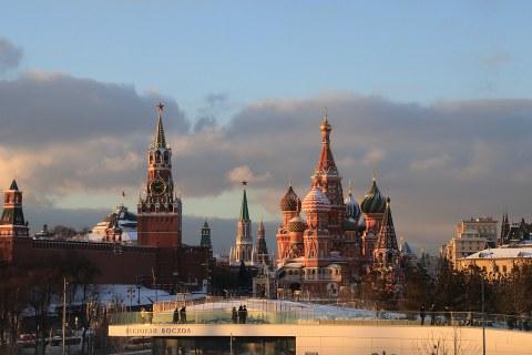 Bild Moskau Auslandsaufenthalt
