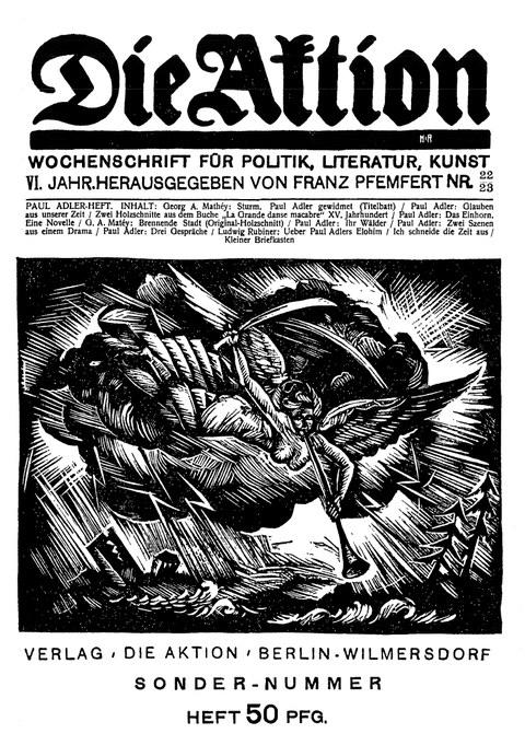 Adler-Heft