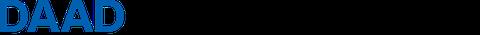 DAAD Logo deutsch englisch