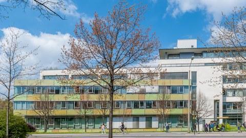 Gebäude ZSM