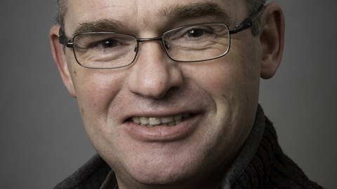Portrait Professor Matthias Kramer
