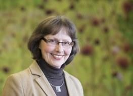 Portrait photo of Professor Irene Ring.