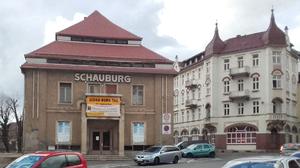 ungebnutztes Kino Schauburg