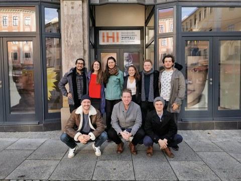 Gruppenfoto Fachschaftsrat