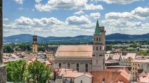 Panorama von Zittau