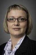 Porträt Uta Scheunig