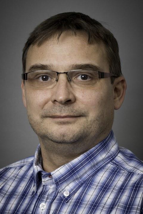 Porträt Professor Martin Hofrichter