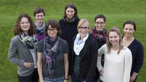 Team des Hochschuldidaktischen Zentrums Sachsen
