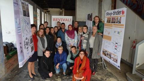 Das Team des Revival! Workshops