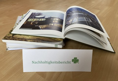 Symbolic image sustainability report