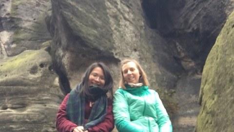 Team Trip to the Zittau Mountains