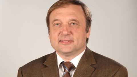 Portrait Professor Willi Xylander
