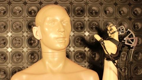 Akustik und Haptik