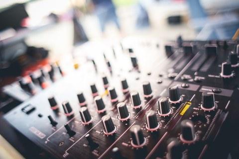Audiomischpult