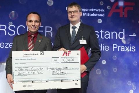 Träger des Otto von Guericke-Preises 2018