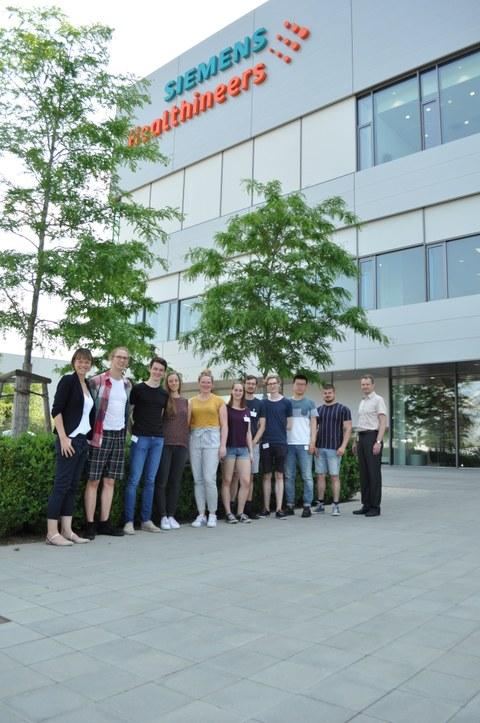 Siemens Healthineers - Gruppenbild
