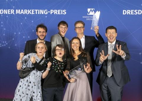 25. Dresdner Marketing Preis