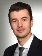 Portrait Luca Steinweg