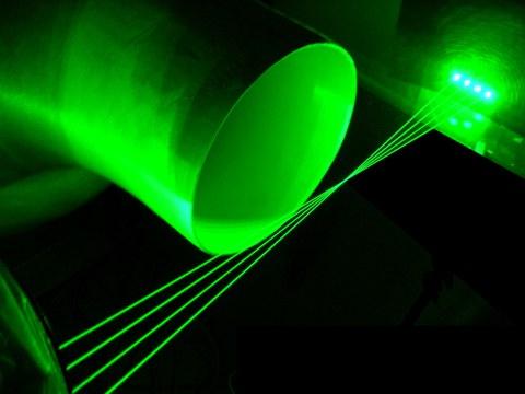Laserstrahl