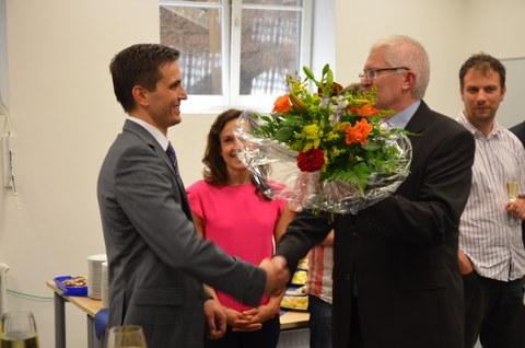 Gratulation Prof. Czarske