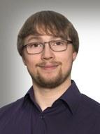 Ludwig Schaller in Frontansicht