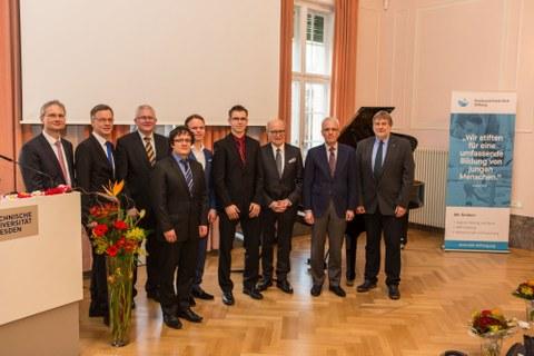 Sick Preisverleihung Rektorat