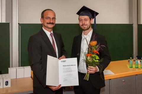 Überreichung des Franz Stolze Preises