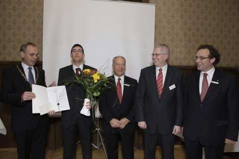 Industrieclub Award 2007