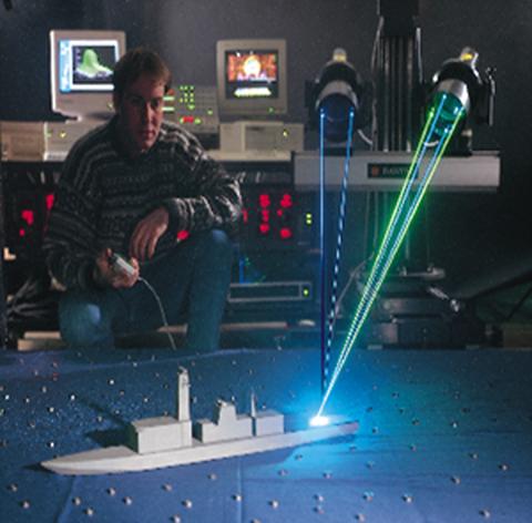 Lasermesssysteme Fluidtechnik