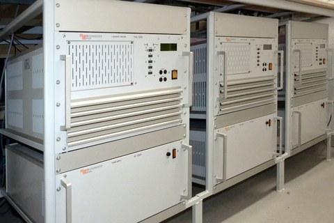 Leistungsverstärker des Combined Energy Labs