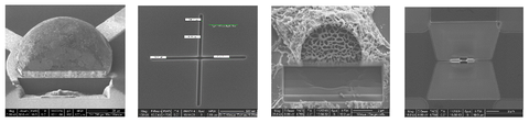 Forschungsdienstleistungen - Focused Ion Beam