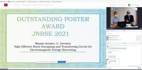 maxim gremer award