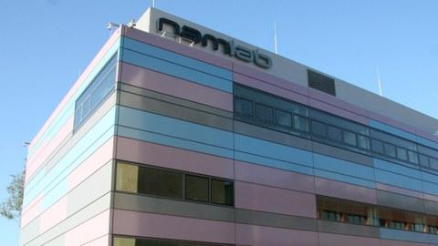 NaMLab Gebäude