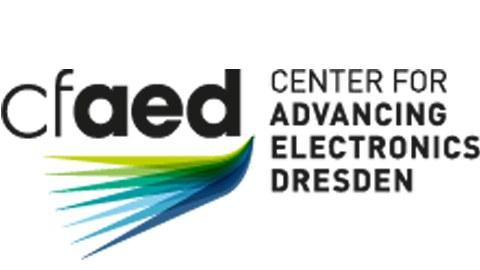 Logo des Exzellensclusters cfaed