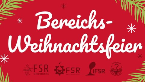 FSR Weihnachtsfeier