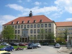 Gebäude Weberplatz