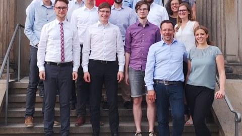 Das Team des künftigen GRK