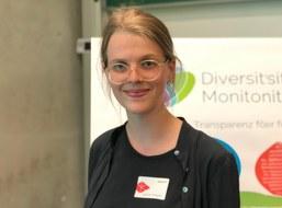 Lieselotte Leonhardt - Mitarbeiterin im Projekt Diversity Monitoring