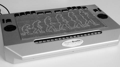 Hyperbraille Board