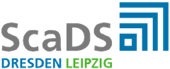 Logo ScaDS Dresden Leipzig