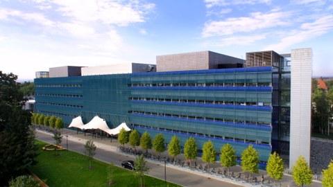 MPI-CBG building