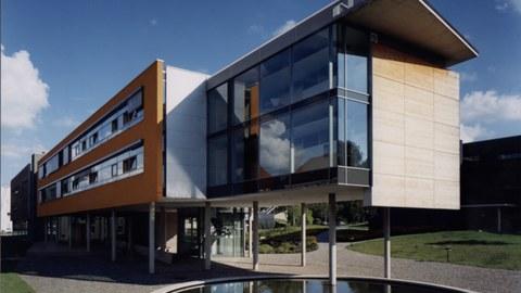 MPI-PKS building
