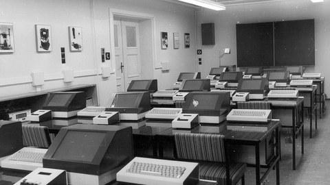 Computerkabinett in der Hans-Grundig-Straße