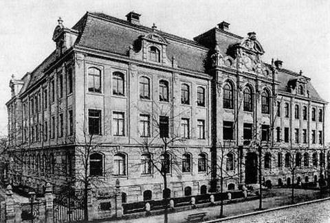 Neubau Dürerstraße 1901