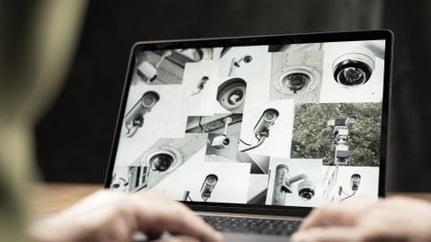 Datenschutz - Überwachung mit Kameras