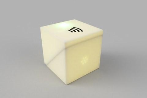 generiertes Bild vom Cube
